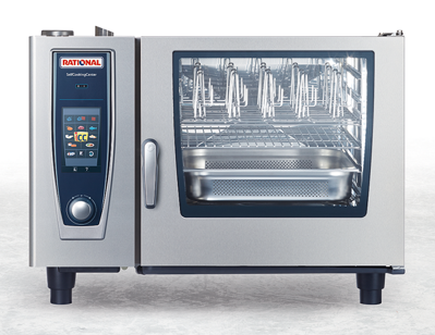 Konvektomat Rational SelfCookingCenter® 62 5 Senses