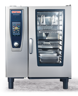 Konvektomat Rational SelfCookingCenter® 101 5 Senses