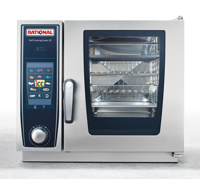 Konvektomat Rational SelfCookingCenter® XS 6 ⅔ 5 Senses