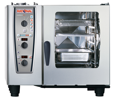 Konvektomat Rational CombiMaster® Plus 61